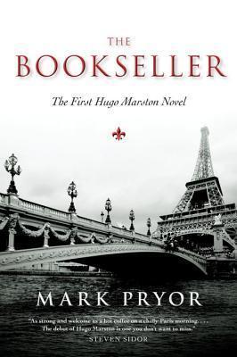 The Bookseller  (Hugo Marston #1)  by Mark Pryor