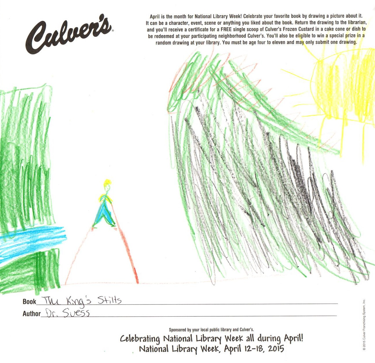 2015 Culver S Contest April 13 30 Hustisford Community