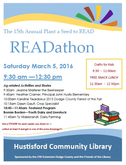 2016 readathon