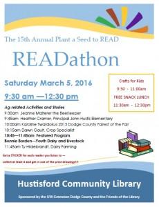 2016 readathon
