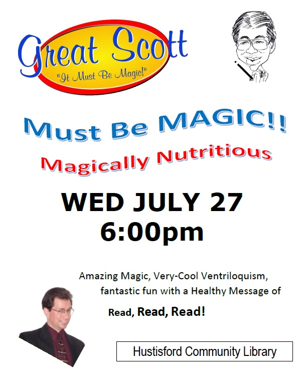 2016 july 27 magic show