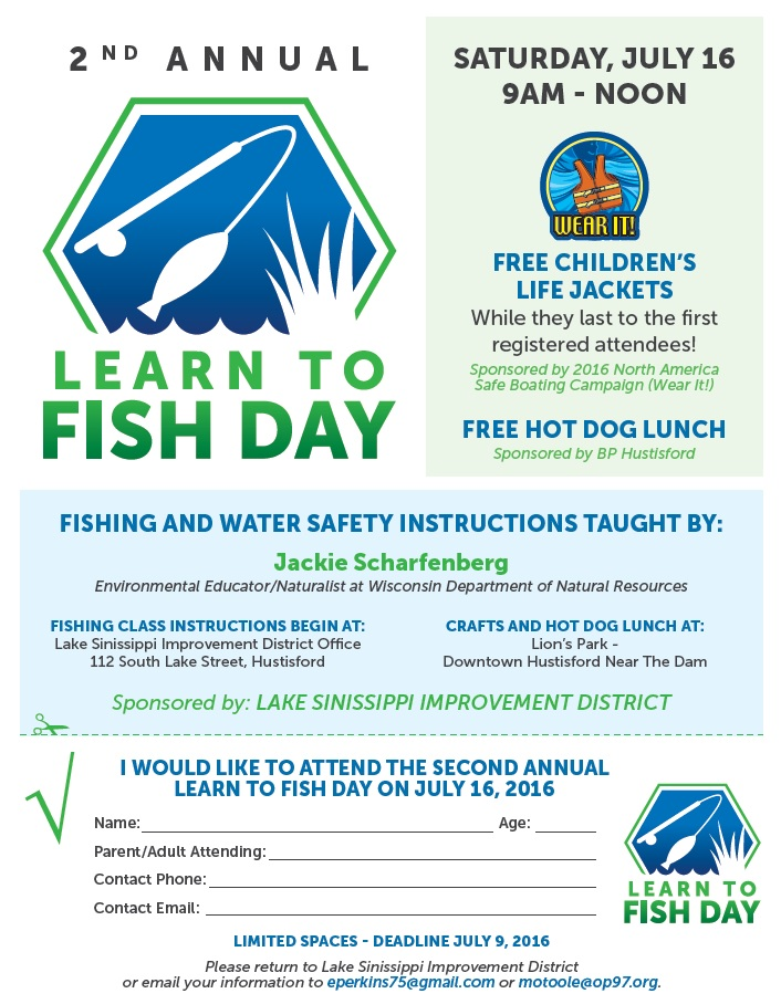 2016 learn to fish day